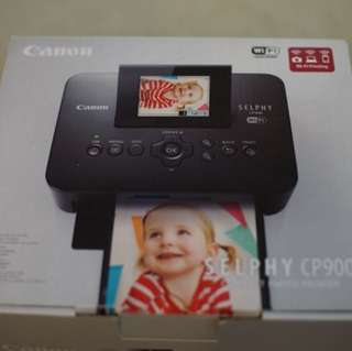 Canon Selphy CP900
