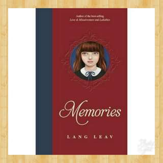 Free! Memories by Lang Leav