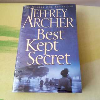 Jeffrey Archer Best Kept Secret