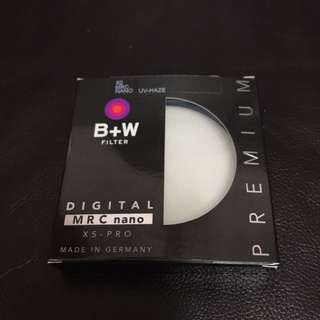 B+W XS-Pro UV MRC Nano 82mm