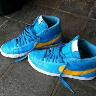 Nike Blazer blue