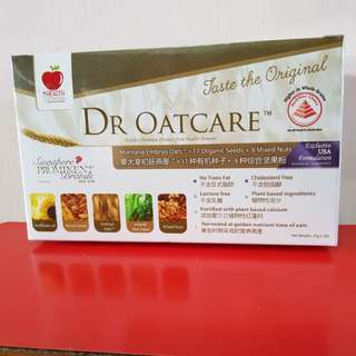 Brand New Dr OATCARE Nutritional Supplement