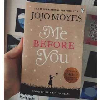 Me Before You by Jojo Moyes (The International Phenomenon)