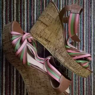 Preloved Marie Claire wedges.