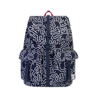 Herschel x Keith Haring Dawson Backpack