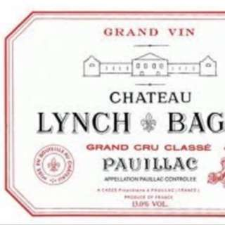 Lynch Bages 08