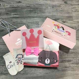 Baby gift set - PRINCESS