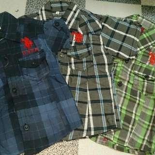 Baju Kemeja Polo & T Shirt