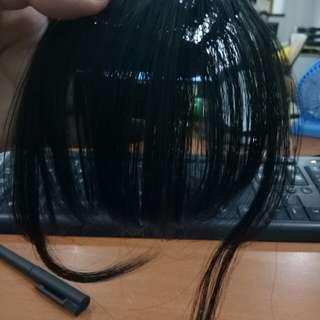 Poni hairclip natural