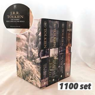 The Hobbit and The Lord of the Rings (Box Set)