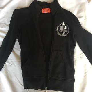 Juicy Couture Black Jacket