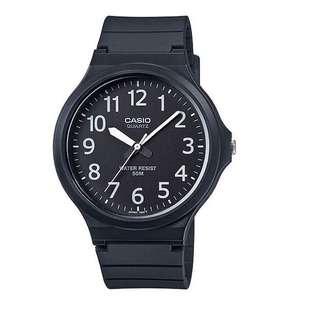 CASIO Standard Analog Men Black Watch