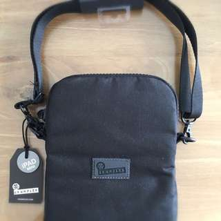 Mini iPad crumpler bag
