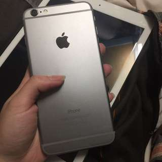 iPhone 6plus 16gb space gray hk version