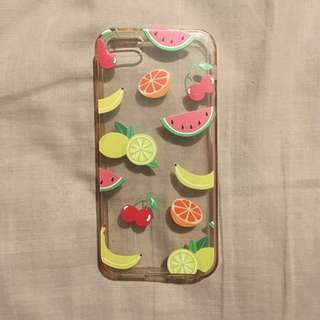 FREE SHIPPING: Fruit iPhone Case