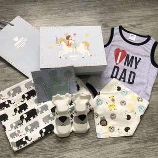 Baby gift set - Prince