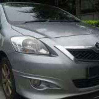 My Toyota Vios