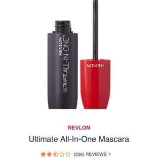REVLON Ultimate All in one Mascara