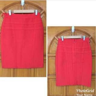 Herve Ledger Bandage Skirt