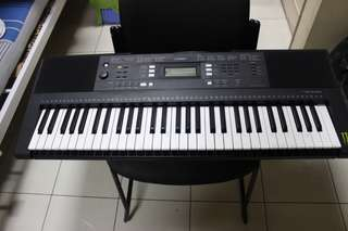 Yamaha E343 Portable Keyboard