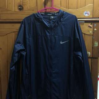 Nike shield jacket NAVY