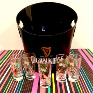 Guinness St. Patrick's 2012 with Ice Bucket