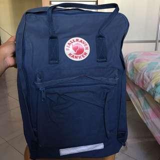 """Fjallraven Kanken 17"""" laptop bagpack"""