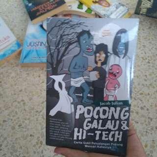 Pocong Galau & Hi-Tech - Jacob Julian
