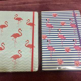 Cute artsy notebooks