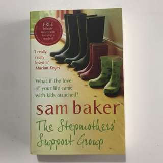 The stepmother's support group- Sam Baker