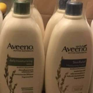 Lotion, bath, conditioner and shampoo