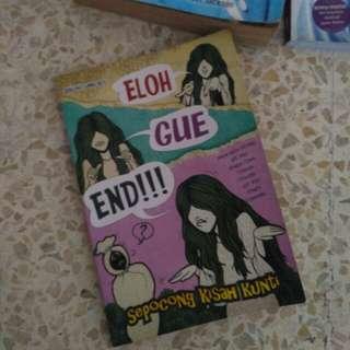 Eloh Gue End!!! - @kuntisimilikiti