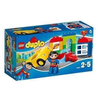 Lego Duplo Superman to the rescue