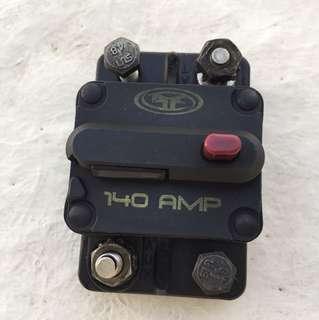 Rockford Fosgate 140Amp circuit-breaker