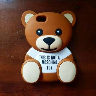 Teddy Bear 3d case