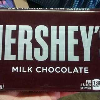 Hershey's Milk Chocolate (Giant)