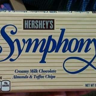 Hershey's Symphony 192g (Giant)