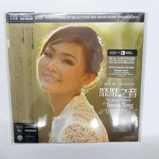 LP 180g - Winnie Ho - The Jazzy Sound Of Teresa Teng
