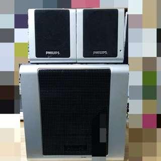 Philips 喇叭