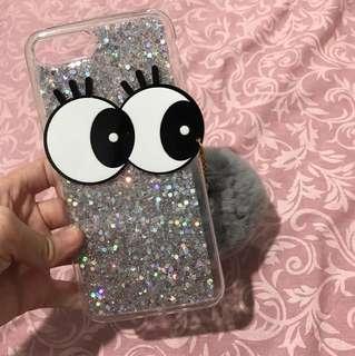 Eye glitter case (iphone 7+)