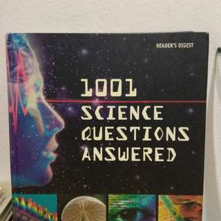 1001 Science Questions Answered