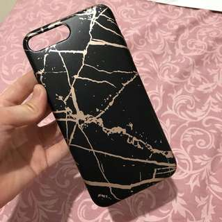 Marble shine case (iphone 7+)
