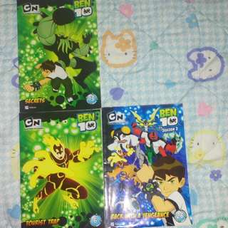 All for $2 ben 10 manga #Huat50Sale