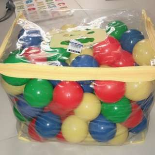Baby Multi Colorful Balls