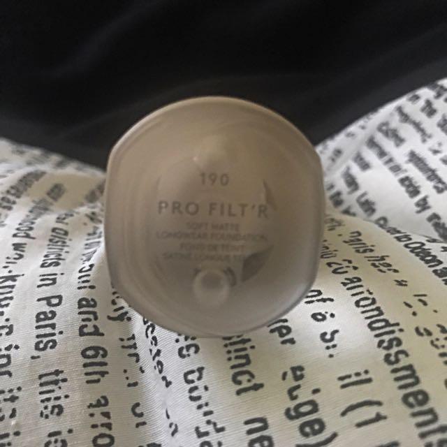 190 - Pro Filt'r Soft Matte Longwear Foundation