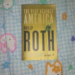 The plan against america by Phillip roth #Huat50Sale