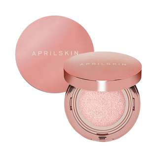 [🔥Aprilskin] Magic Snow Pink CC Cushion #01 pink base