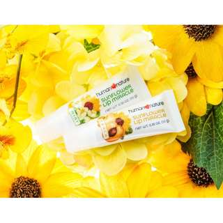 Sunflower Lip Miracle 10g by HUMAN❤NATURE