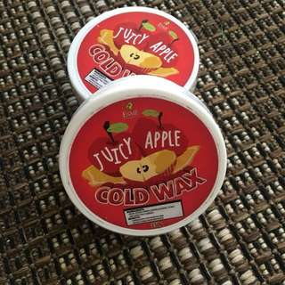 Juicy Apple Coldwax