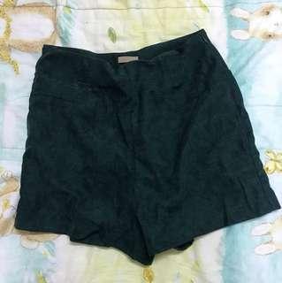 🚚 Pazzo 墨綠色短褲